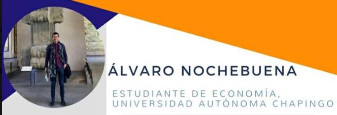 Felicitamos al Al. Alvaro Nochebuena Molina