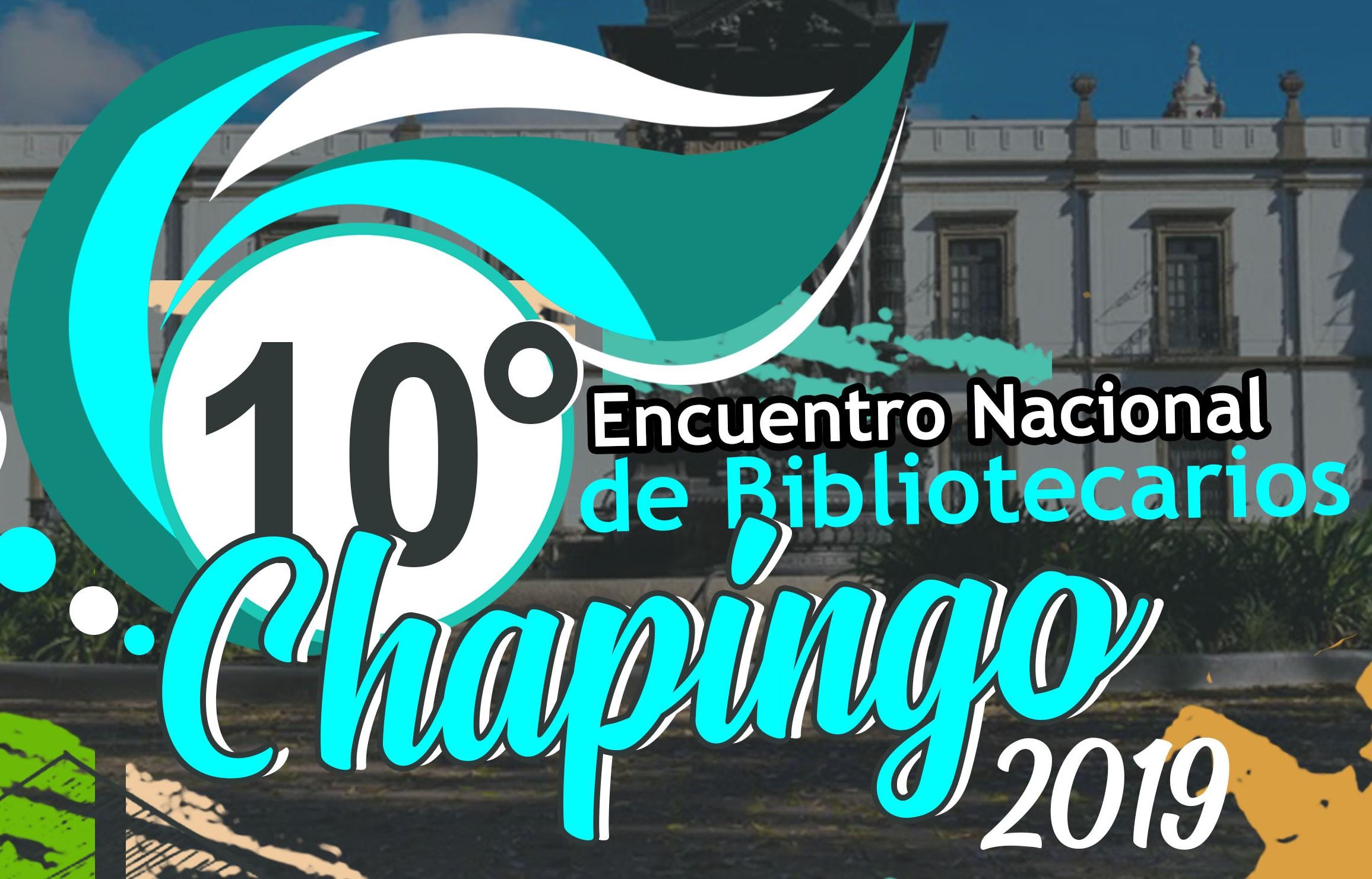 10° Encuentro Nacional de Bibliotecarios